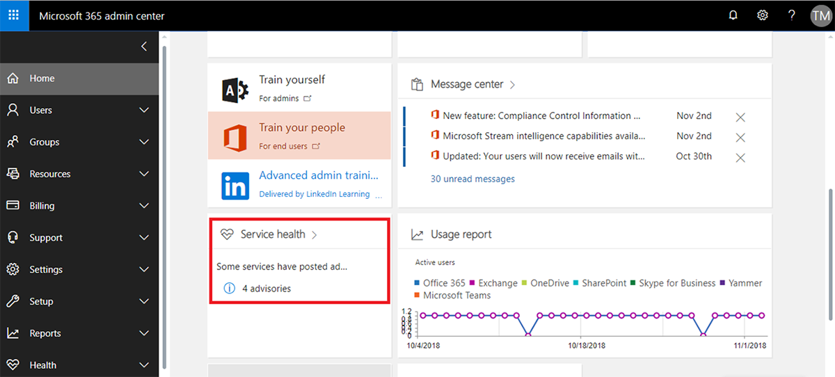 Resolve an Outlook outage when using Office 365