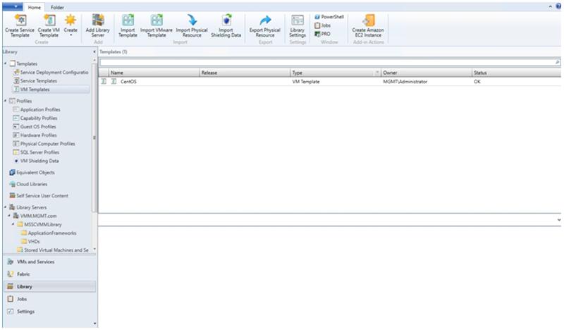 Hyper-V VM template creation made easy