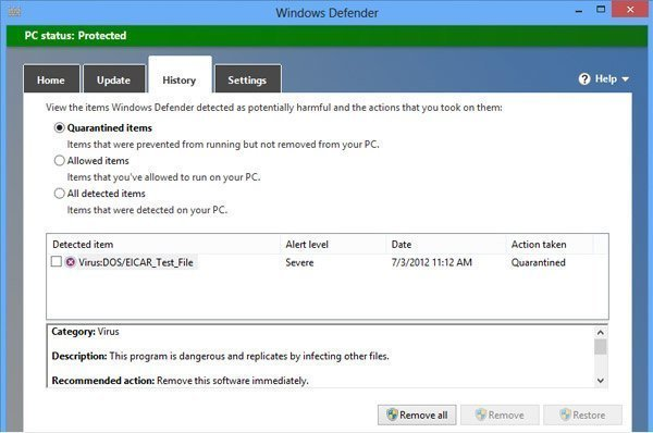 Guard the line with Windows Defender features