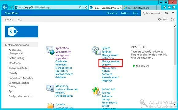 Microsoft Exchange Server 2013 Websitepostfächer konfigurieren und ...