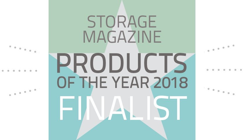 techtarget.com - 2018 data management and storage Products of the Year finalists
