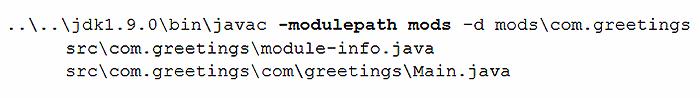 modulepath.