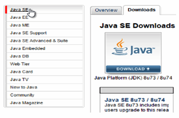 How to install JDK 8 and write the Java Hello World application