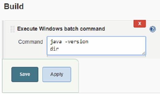 batch commands