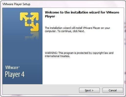 alternatives vmware player