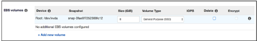 Opt to keep your EBS volume after AWS Spot Instance termination.