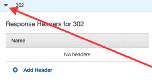 Add an HTTP response header.
