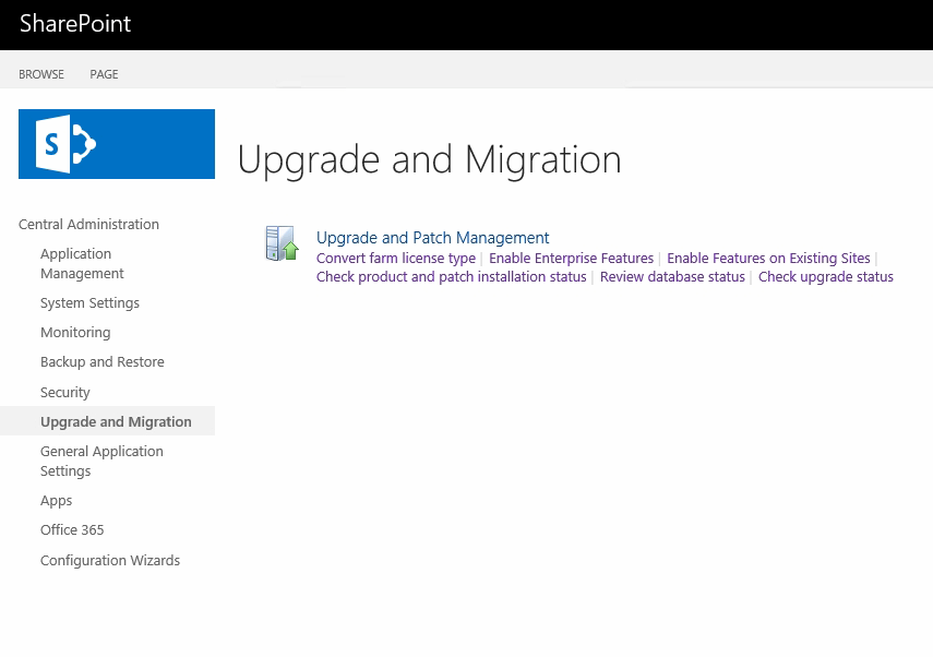 A step-by-step guide to SharePoint 2016 migration
