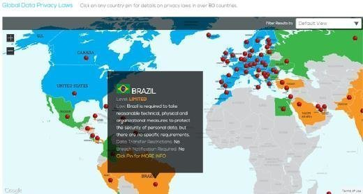 CipherCloud Global Compliance Resource Center