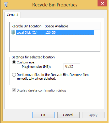 How to enable Windows 8 1 settings for admin troubleshooting