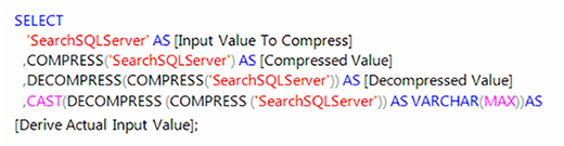 SQL Server 2016 T-SQL features add to DBCC CHECKDB and more