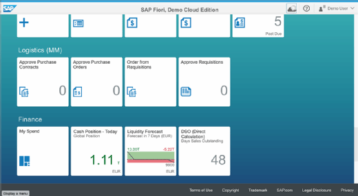 Get Started On Sap Fiori Development