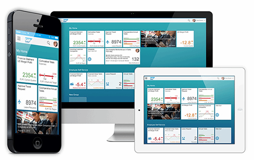 SAP Fiori Launchpad on multiple devices