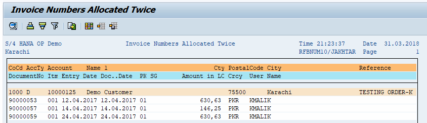 What order-to-cash cycle controls in SAP ensure compliance?
