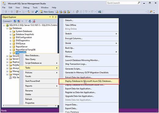sSQLServer Figure4 092716 mobile Migrating SQL Server to Microsoft Azure SQL Database as a service