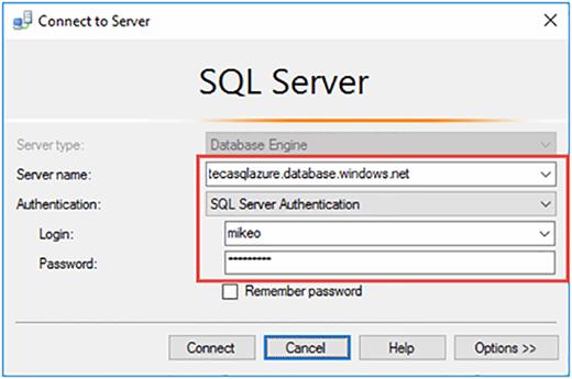 sSQLServer Figure5 092716 mobile Migrating SQL Server to Microsoft Azure SQL Database as a service