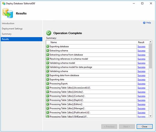 sSQLServer Figure8 092716 mobile Migrating SQL Server to Microsoft Azure SQL Database as a service