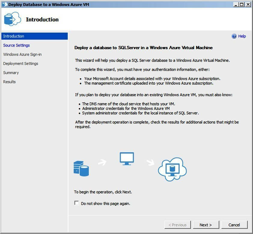 How to provision a SQL Server virtual machine on Azure