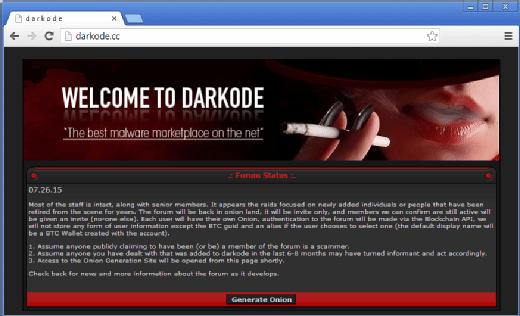 Darkode