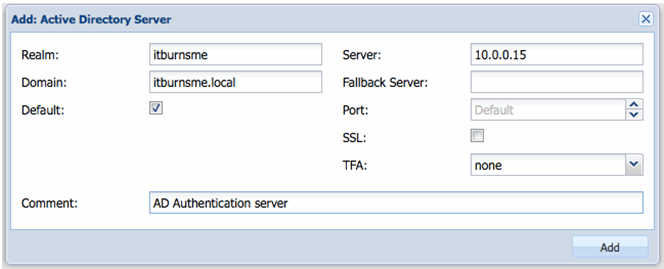 Setting up and controlling resources on a Proxmox cluster