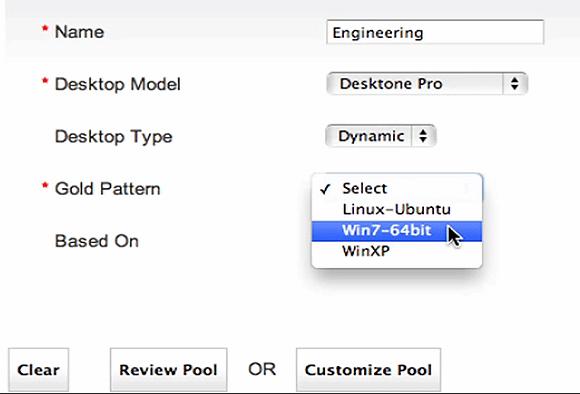 DaaS OS options