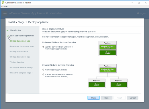 vCSA-Konfiguration: Tipps zur Installation der vCenter Server ...