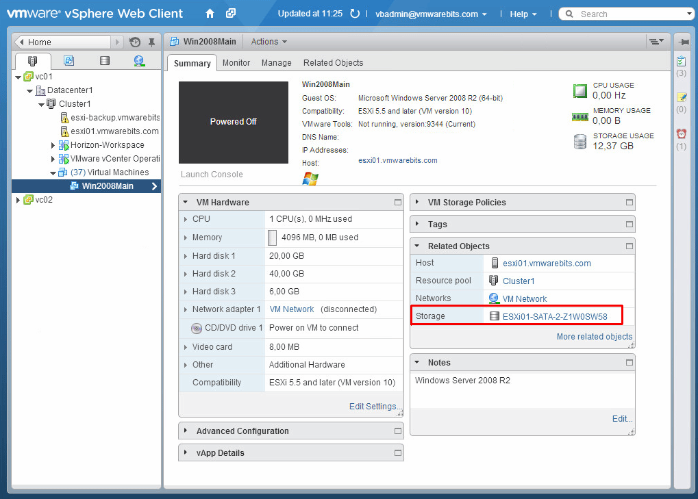 Staying safe while manually modifying a VMX file