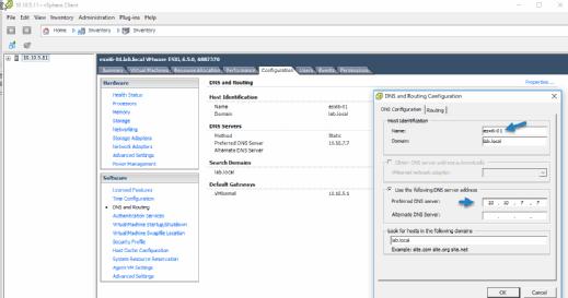 Windows-based vSphere Client.