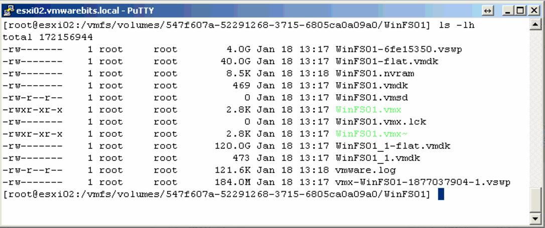 How do you recreate a missing VMDK descriptor file?