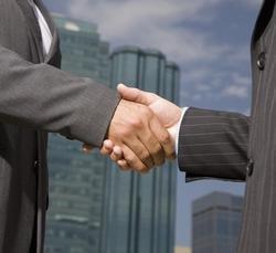 Handshake - Design Pics Inc, Rex Features.JPG