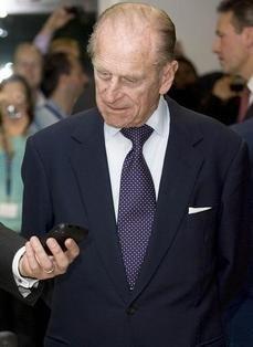 Prince Philip, Rupert Hartley, Rex Features.JPG