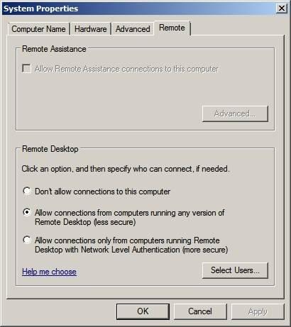 Deploying a Remote Desktop Session Host