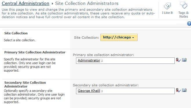 Only two SharePoint 2010 site collection admins can be entered