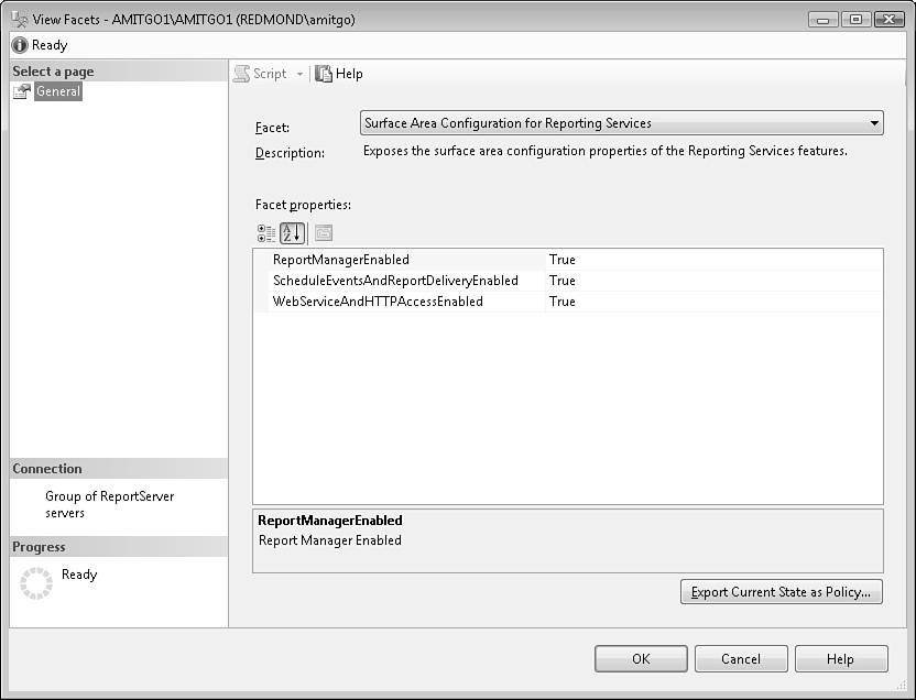 SQL Server Reporting Services 2008 features and architecture changes