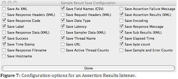 Tips for debugging your JMeter tests