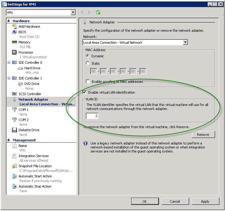 Security Best Practices For Microsoft Hyper V Installations