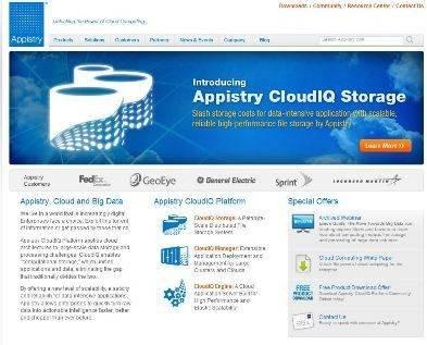 Appistry's CloudIQ