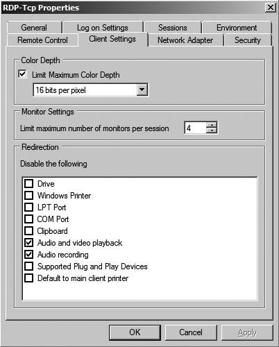 Using Remote Desktop Services Manager, RDS CAL