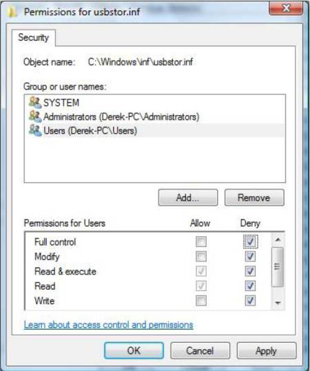 How to use Windows Group Policy to secure and restrict USB devices