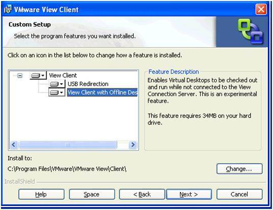 vmware view client for windows 7 64 bit