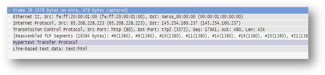 Quick and dirty Wireshark tutorial