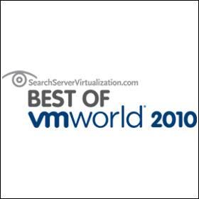 Best of VMworld 2010 Awards