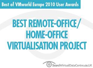 Best remote-office/home-office virtualisation project
