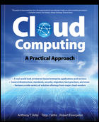 Book Cover -- Cloud Computing: A Practical Approach
