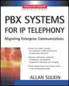 Book Cover -- PBX Systems for IP Telephony