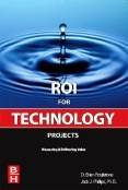Book Cover -- ROI for Technology Projects