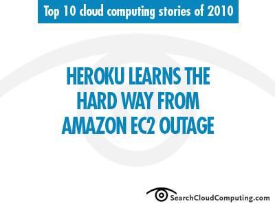 Heroku suffers Amazon EC2 outage