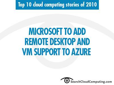 Microsoft adds Remote Desktop to Azure