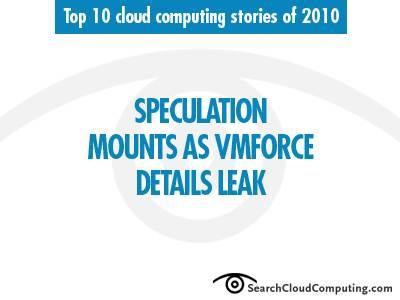 VMforce details VMware Salesforce.com