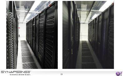 Yahoo! cuts data center cooling costs by one-fifth using cold aisle containment